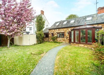 Thumbnail 3 bed terraced house for sale in Banbury Road, Moreton Pinkney, Daventry, Northamptonshire