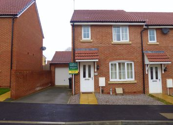 Thumbnail 3 bed property to rent in Mustang Way, Swindon