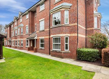 Thumbnail 2 bed flat for sale in Westholme Close, Congleton