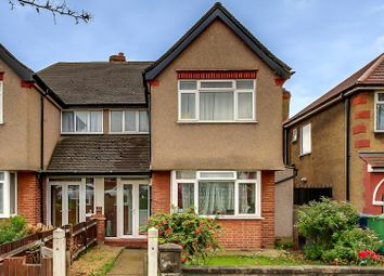 Thumbnail 4 bedroom semi-detached house for sale in Whitton Avenue West, Greenford