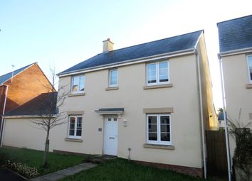 Thumbnail 4 bed detached house for sale in Roundbush Crescent, Caerwent, Caldicot