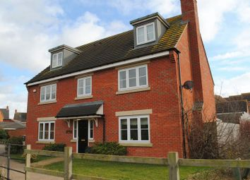 Thumbnail 5 bed detached house to rent in Blackwell Close, Higham Ferrers, Rushden