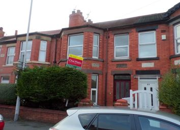 Thumbnail 3 bed terraced house to rent in Orrysdale Road, West Kirby, Wirral