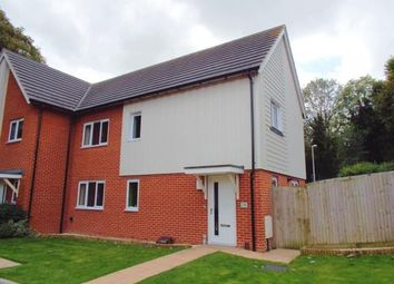 Thumbnail 3 bed semi-detached house for sale in Elysium Park Close, Whitfield, Dover, Kent