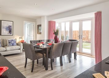"Thumbnail 4 bed detached house for sale in ""Drummond"" at Snowley Park, Whittlesey, Peterborough"