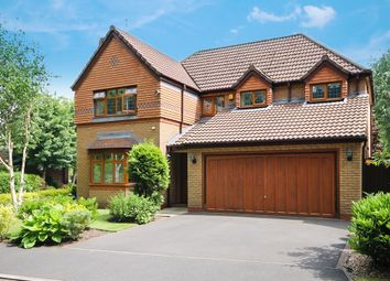 Thumbnail 4 bed detached house for sale in Eversham Close, Banks, Southport
