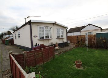 Thumbnail 2 bed mobile/park home for sale in Elwy Circle, Ash Green, Coventry