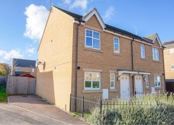 Thumbnail 3 bed semi-detached house for sale in Southbrook, Corby