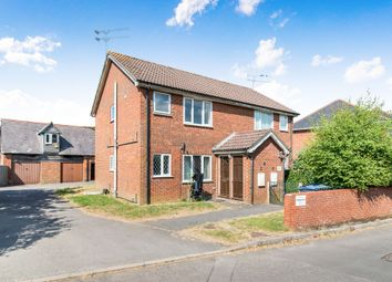 Thumbnail 1 bed flat for sale in Eleanor Court, Ludgershall, Andover