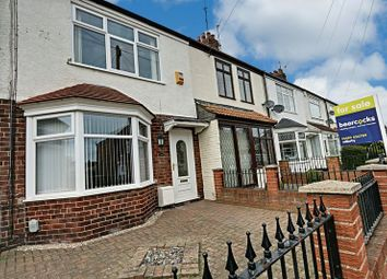 2 bed terraced house for sale in Graham Avenue, Hessle Road, Hull HU4