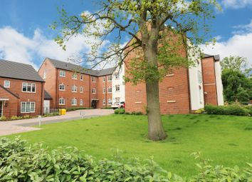 Thumbnail 2 bed flat to rent in New Meadow Close, Dickens Heath, Solihull