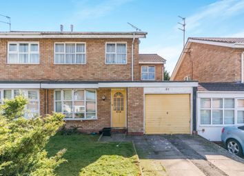 Thumbnail 4 bed semi-detached house for sale in Mappleborough Road, Shirley, Solihull