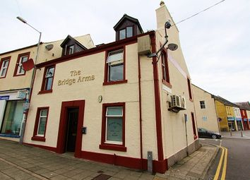 Thumbnail 3 bed town house for sale in The Bridge Arms, Bridge Street, Stranraer