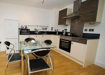 Thumbnail 1 bed flat for sale in Monarchs Quay, Liverpool