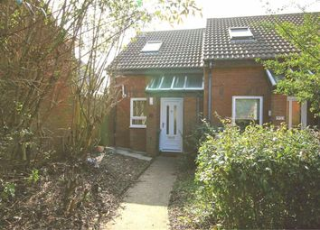 Thumbnail 1 bed terraced house to rent in Harby Close, Emerson Valley, Milton Keynes