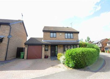 Thumbnail 3 bed detached house for sale in Humber Gardens, Wellingborough