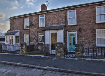 Thumbnail 2 bed terraced house for sale in North Street, Abergavenny