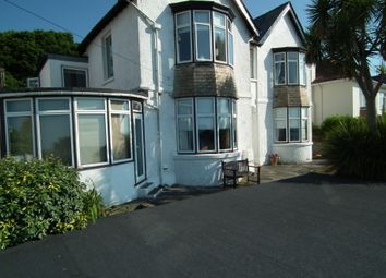 Thumbnail 2 bed flat for sale in Portuan Road, Hannafore, West Looe, Cornwall