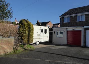 Thumbnail 3 bed semi-detached house for sale in Rambler Close, Newhall