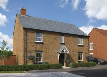 "Thumbnail 4 bed semi-detached house for sale in ""Philcote"" at The Swere, Deddington, Banbury"