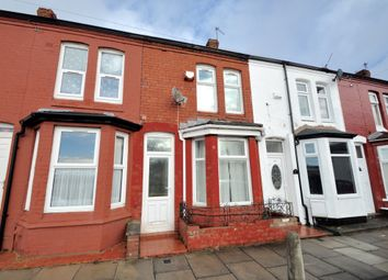Thumbnail 2 bed terraced house to rent in New Street, Wallasey