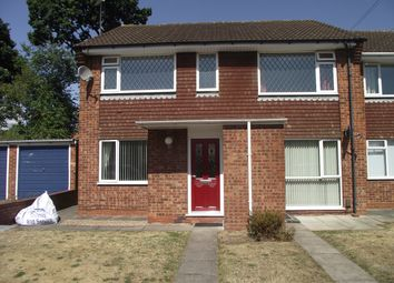 Thumbnail 2 bed maisonette for sale in Romford Close, Sheldon, Birmingham