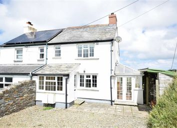 Thumbnail 3 bedroom semi-detached house for sale in Crackington Haven, Bude