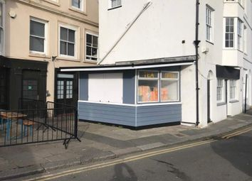 Thumbnail Retail premises for sale in 6A Marine Parade, Hastings