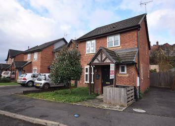 Thumbnail 2 bed terraced house for sale in Station Close, Newnham Bridge, Tenbury Wells