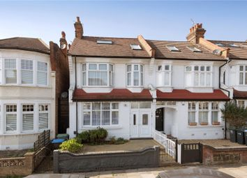 Thumbnail 5 bedroom end terrace house for sale in Burford Gardens, Palmers Green, London