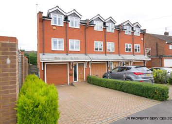 Thumbnail 4 bed town house for sale in Tolmers Road, Cuffley, Potters Bar