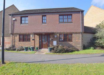 Thumbnail 4 bed detached house for sale in Goldhawk Road, Monkston Park, Milton Keynes