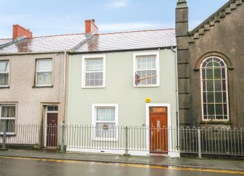 Thumbnail 3 bed terraced house for sale in High Street, Milford Haven