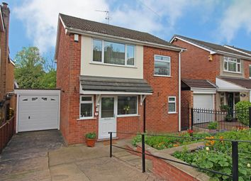 Thumbnail 3 bedroom detached house for sale in Mays Avenue, Carlton, Nottingham