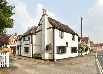 Thumbnail 4 bedroom detached house for sale in High Street, Bray, Maidenhead