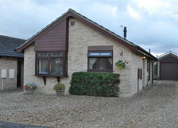 Thumbnail 2 bedroom detached bungalow for sale in All Saints Road, Poringland, Norwich