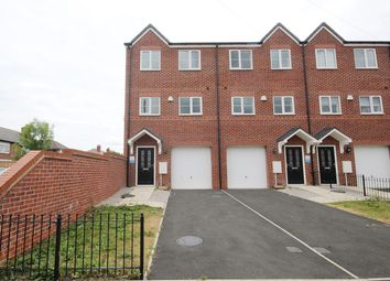 Thumbnail 4 bed town house for sale in Grimshaw Park, Abram