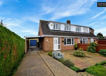 Thumbnail 2 bed bungalow for sale in Ancaster Avenue, Scartho, Grimsby