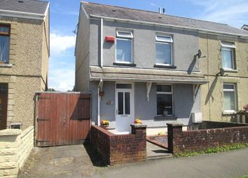 Thumbnail 3 bedroom semi-detached house for sale in Middle Road, Gendros, Swansea, City & County Of Swansea.