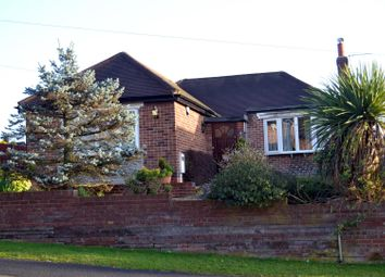 Thumbnail 3 bed detached bungalow for sale in Wood Lane, Newhall, Swadlincote