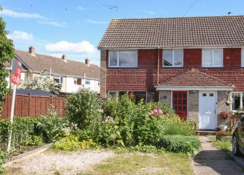 Thumbnail 3 bed end terrace house for sale in Manor Crescent, Stanford In The Vale, Faringdon