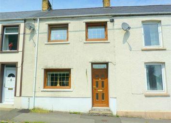 Thumbnail 3 bed terraced house for sale in Station Road, Llangynwyd, Maesteg, Mid Glamorgan