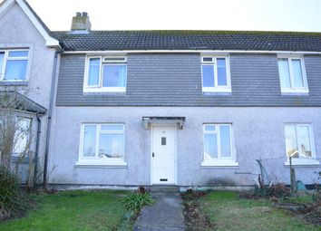 Thumbnail 2 bed terraced house for sale in Chywoone Avenue, Newlyn, Penzance