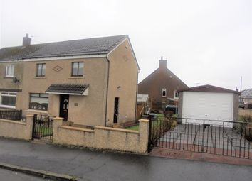 Thumbnail 3 bed semi-detached house for sale in Canthill Gardens Hartwood, Shotts