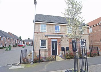 Thumbnail 2 bed end terrace house for sale in Talbot Road North, Wellingborough