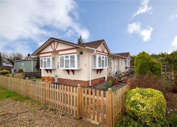 Thumbnail 2 bed detached bungalow for sale in The Paddock Lake View, Crouch Lane, Winkfield, Windsor