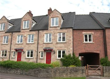 Thumbnail 4 bedroom town house for sale in Matlock Road, Belper