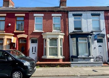 Thumbnail 3 bed end terrace house for sale in 46 Romer Road, Kensington, Liverpool