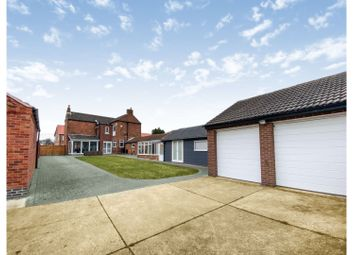 Thumbnail 4 bed detached house for sale in Great North Road, Retford