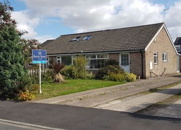 Thumbnail 2 bed bungalow to rent in Castle Close, Wigginton, York